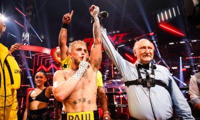 Jake Paul Ben Askren boxning UFC MMA 1