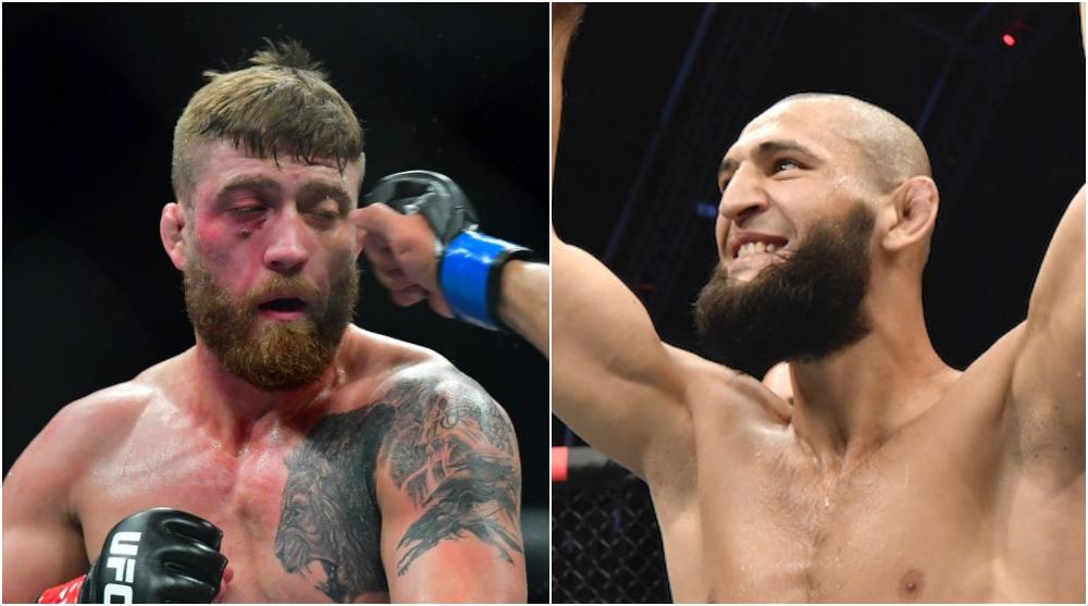 Gerald Meerschaert Khamzat Chimaev UFC MMA Frontkick Online