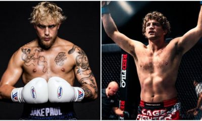 Jake Paul Ben Askren Boxning Triller Fight Club Frontkick Online