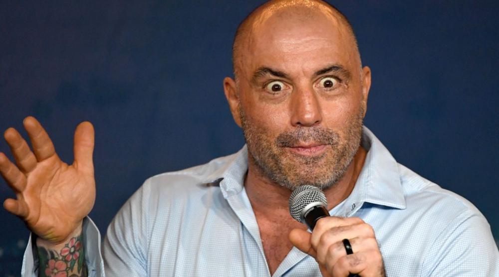 Joe Rogan UFC MMA Vita Huset kritik Frontkick Online