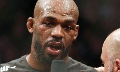 Jon Jones krav UFC MMA Frontkick online