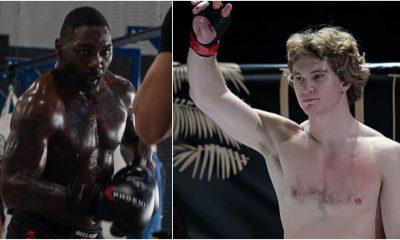 Karl Albrektsson Rumble Bellator MMA 1 Frontkick Online