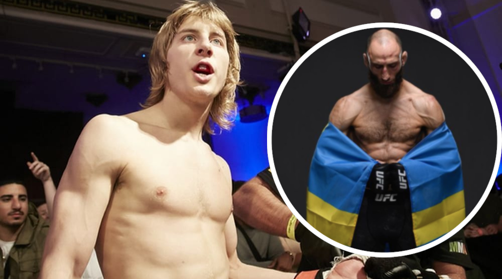 Paddy Pimblett guram Kutateladze Georgien UFC MMA Frontkick Online