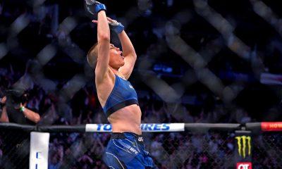 Rose Namajunas uttalande UFC 261 MMA Frontkick Online
