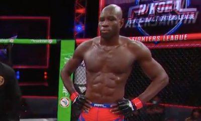 Sadibou Sy PFL ögonpetning MMA Frontkick Online