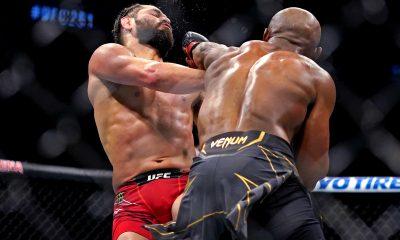 Kamaru Usman MMA Frontkick.online