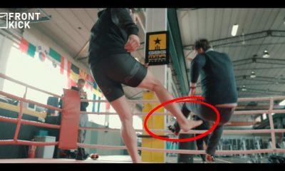 MMA Zvonimir Kralj Ashah Tafari Frontkick.online