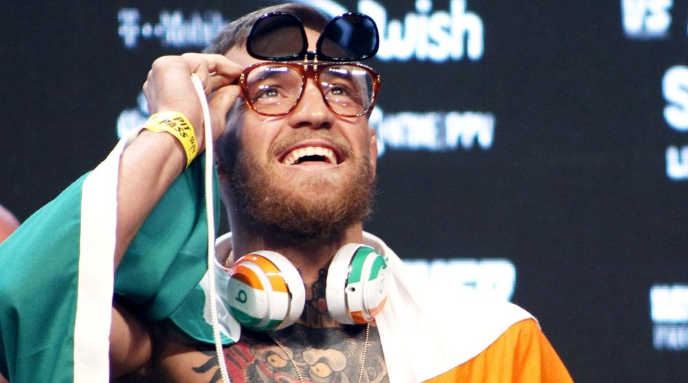 Conor McGregor UFC Ranking MMA Frontkick Online