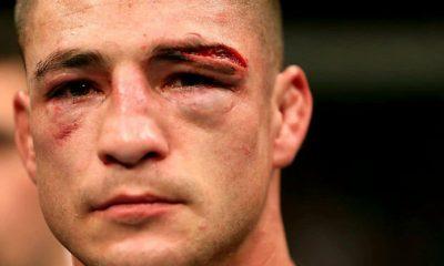 Diego Sanchez galen UFC MMA Frontkick Online