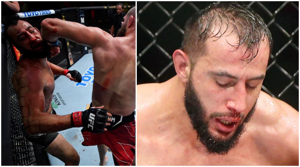 Dominick Reyes uttalande UFC MMA Frontkick Online