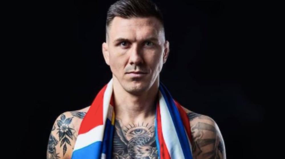 Håkon Foss Superior Challenge 22 MMA Frontkick Online