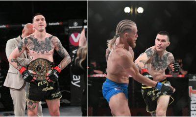 Håkon Foss resultat doden Superior Challenge 22 MMA Svensk MMA