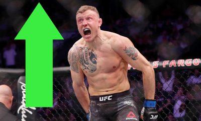 Jack Hermansson UFC Ranking Frontkick online MMA UFC