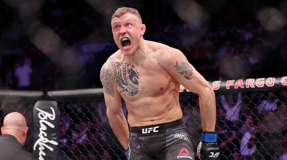 Jack Hermansson edmen shahbazyan UFC MMA Frontkick Online