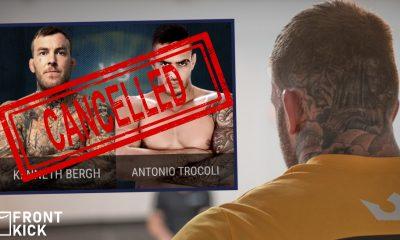 Kenneth Bergh Antonio Trocoli Superior Challenge Frontkick.online