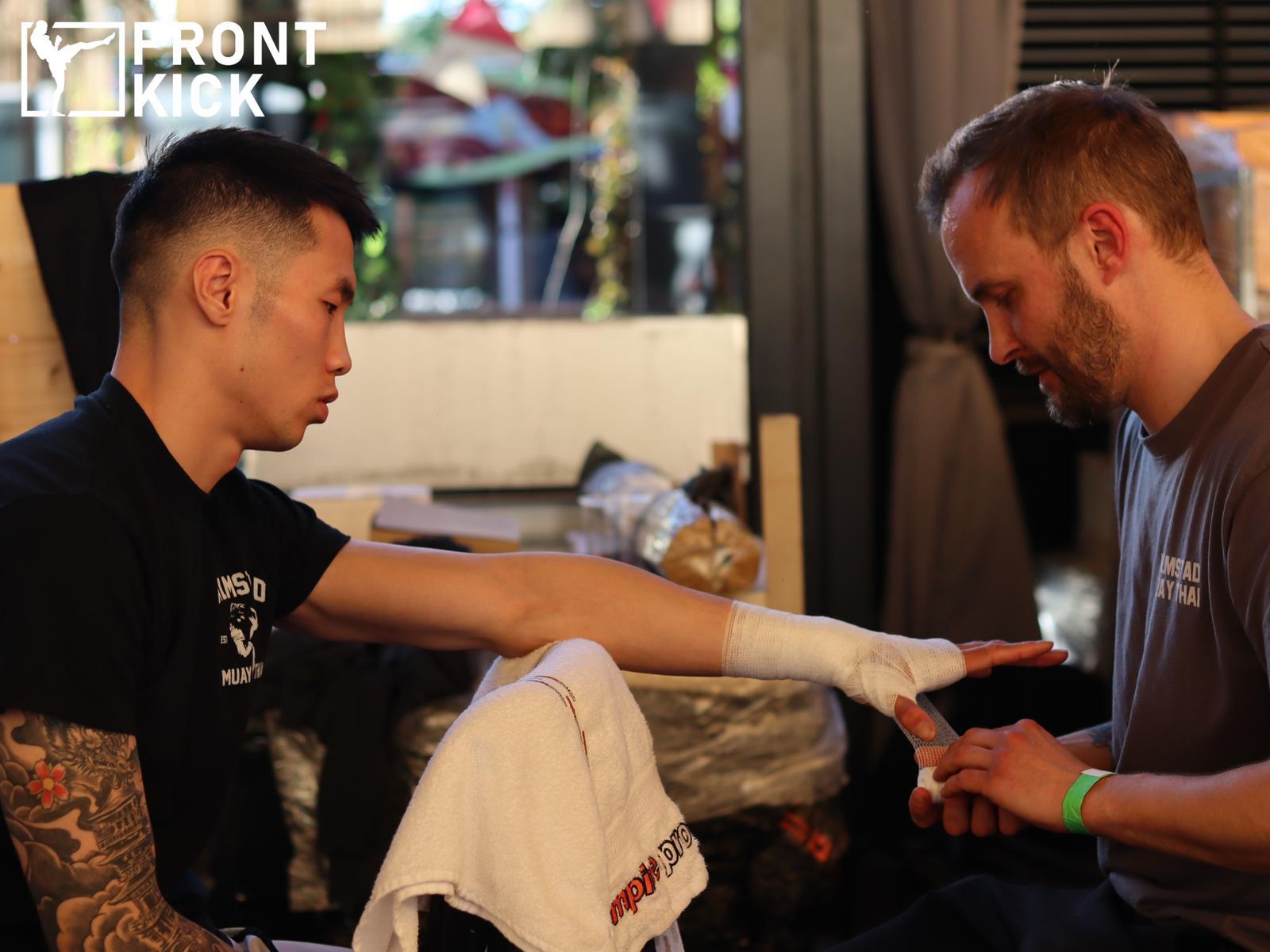 Kenny Hong SM 2021 Lingnpi Promotions Frontkick.online