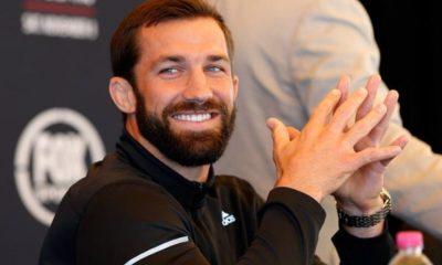 Luke Rockhold Chris Weidman 1 UFC MMA Frontkick Online