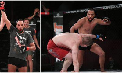 Moraad Moreno Niko Skonback Superior Challenge 22 MMA Svensk MMA