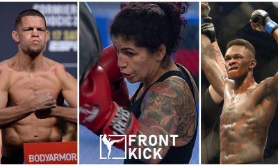 Pannie Kianzad UFC 263 Frontkick.online