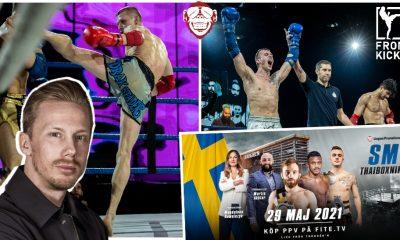 SM Thaiboxning 2021 Frontkick.online