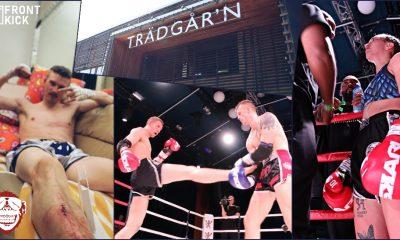 SM Thaiboxning 2021 Lingnoi Promotions Frontkick.online
