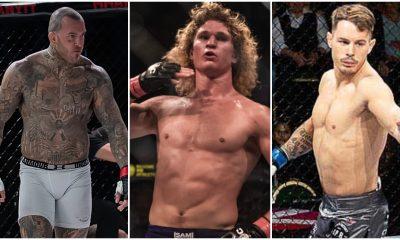 Superior Challenge 22 Kenneth Bergh Karl Albrektsson Simon Sköld UFC MMA Frontkick Online