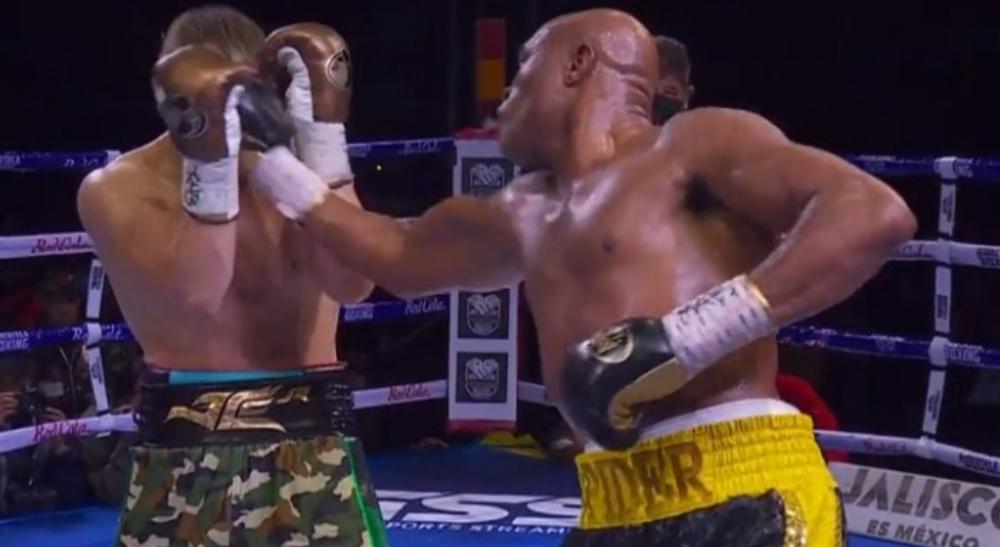 Anderson Silva Julio Cesar Chavez Jr Boxning Frontkick.online