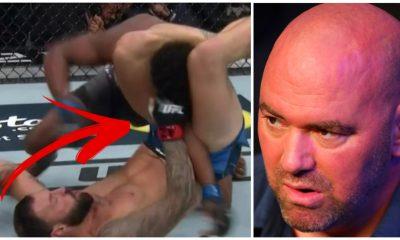 Dana White Paul Craig MMA Frontkick.online