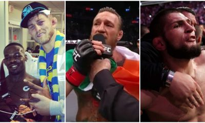 Episka händelser lista UFC MMA Frontkick Online