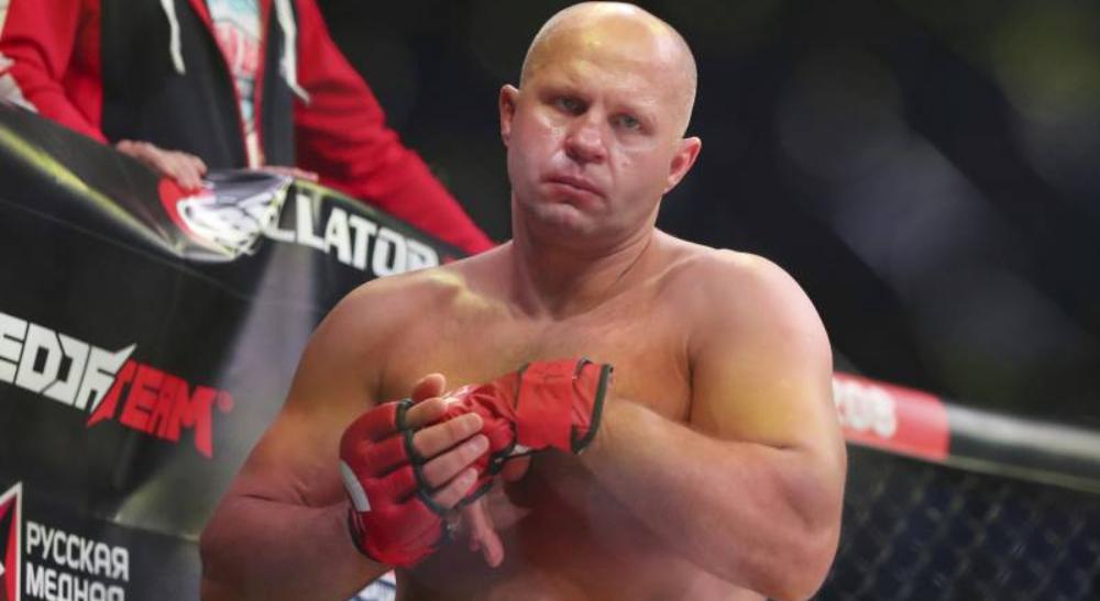 Fedor Emelianenko comeback Bellator MMA Frontkick Online