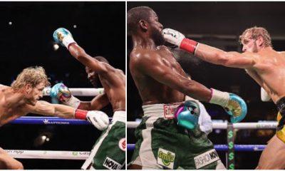 Floyd Mayweather Logan Paul resultat boxning Frontkick Online