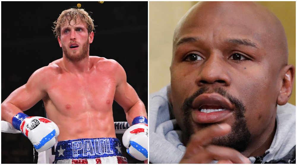Floyd Mayweather logan paul regler boxning MMA Frontkick Online