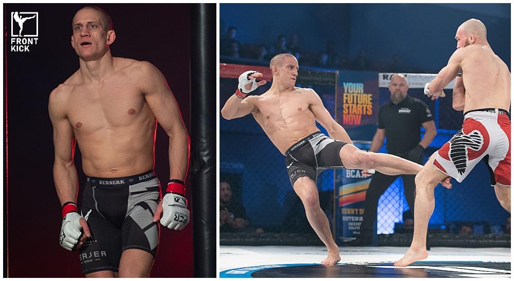 Geir Kare Nyland FCR MMA Frontkick.online