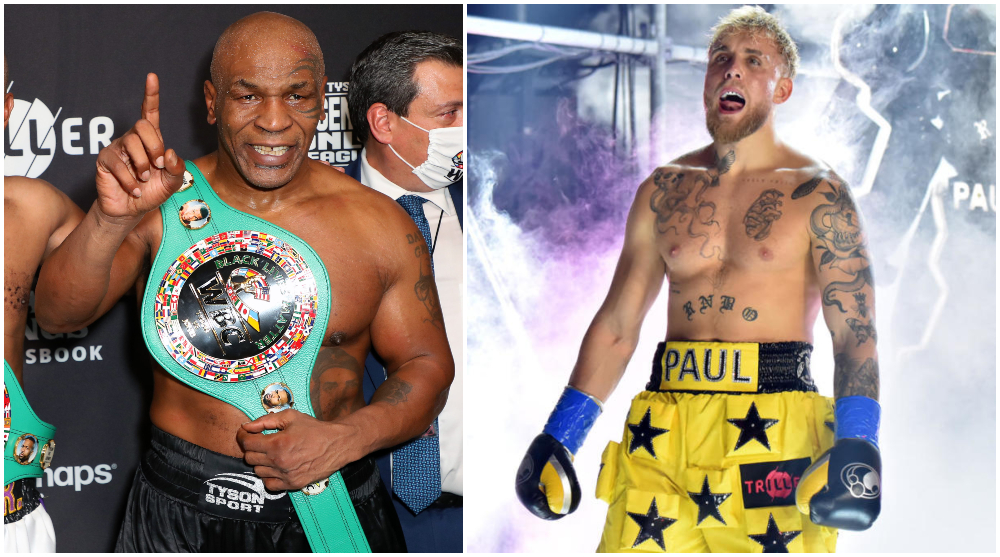 Jake Paul Mike Tyson Ali Abdelaziz boxning MMA Frontkick Online