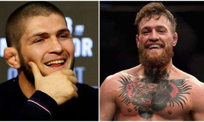 Khabib Nurmagomedov Conor McGregor teori UFC MMA Frontkick Online