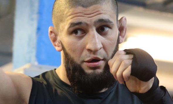 Khamzat Chimaev UFC Ranking MMA Frontkick Online