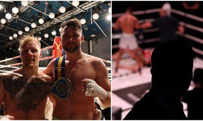 Muay Thai Thaiboxning Finaler SM Frontkick Online