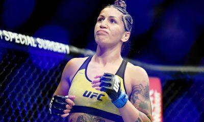 Pannie Kianzad UFC MMA Frontkick Online