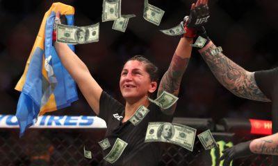 Pannie Kianzad UFC löner featured MMA Frontkick Online