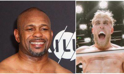 Roy Jones Jr Jake Paul MMA Frontkick.online