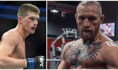 Stephen Thompson Conor McGregor MMA Frontkick.online