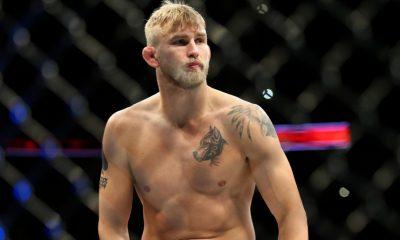 Alexander Gustafsson light heavyweight return Paul Craig UFC MMA Frontkick Online