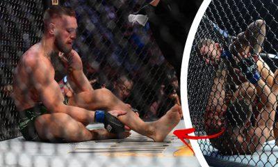 Conor McGregor Dustin Poirier UFC 264 Frontkick.online