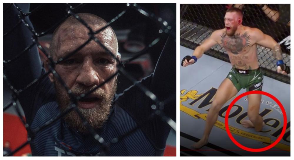 Conor McGregor MMA Frontkick.online