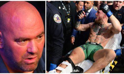 Dana White Conor McGregor MMA Frontkick.online