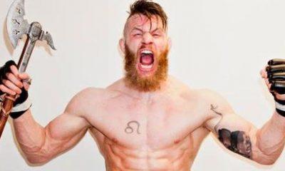 Emil Weber Meek sparken UFC MMA Frontkick Online