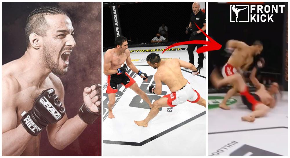 Hamid Sadid Wolf Fight Promotion 3 Frontkick.online