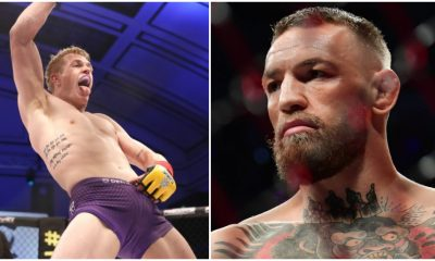 Ian Garry Conor McGregor 1 UFC MMA Octagon Bet