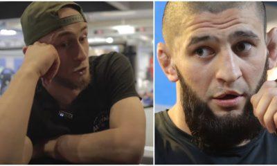 Khamzat Chimaev Baysangur Makaev UFC MMA Frontkick Online