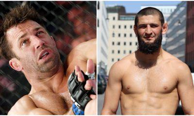 Khamzat Luke Rockhold Facebook UFC MMA Frontkick Online